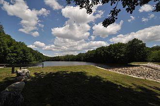 Beaver Brook State Park - Bibbins Pond