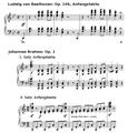 Beethoven Op. 106 - Brahms Op. 1 - Anfangstakte.png