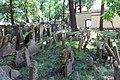 Beit Kevaroth Jewish cemetery Prague Josefov IMG 2808.JPG