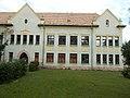 Bella Istvan School, Sarbogard branch, north wing, 2016 Hungary.jpg