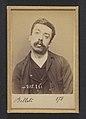 Belloti. Louis. 28 ans, né à Turin. Camelot. Anarchiste. 18-3-94. MET DP290148.jpg