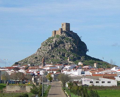 Belmez castillo