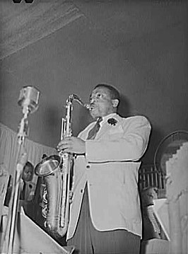 Ben Webster in 1943