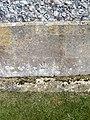 Bench Mark, St Andrew's Church - geograph.org.uk - 1821071.jpg