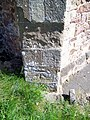 Bench Mark, St George's Church - geograph.org.uk - 1895262.jpg