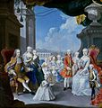 Bencini Empress Maria Theresa with her family.jpg