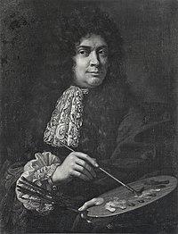 Benedetto Gennari II - Self-portrait - Uffizi.jpg