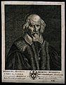 Benedictus Silvaticus. Line engraving. Wellcome V0005441.jpg