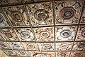 Beram, church Maria in rock, the wooden ceiling.jpg