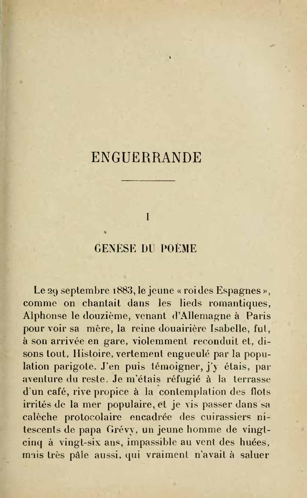 Pagebergerat Souvenirs Dun Enfant De Paris Vol 4 1913
