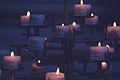 Berliner Dom Candles (15927144702).jpg