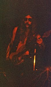 Berry Oakley. Allman Brothers Band. 1972.jpg