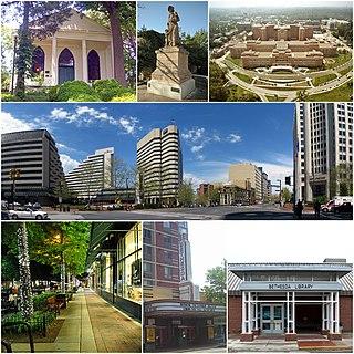 Bethesda, Maryland Census-designated place in Maryland, United States