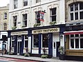 Betsey Trotwood pub, Farringdon Road, London - DSC08172.JPG