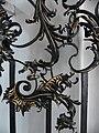 Biberach Pfarrkirche Brandenburgkapelle Gitter detail.jpg