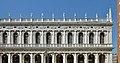Biblioteca Marciana a Venezia facciata est 2.jpg