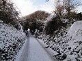 Bierley Crocker Lane snow 2.JPG