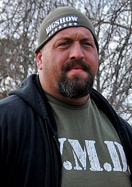 Big Show in 2011