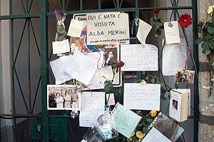 Italiano: Biglietti di saluto degli ammiratori...