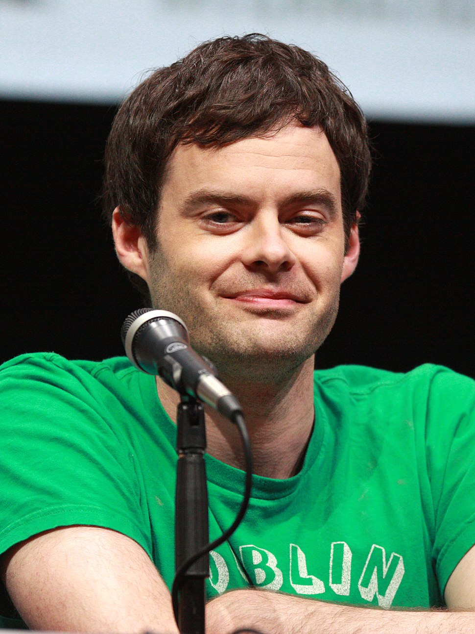 Bill Hader, 2013 San Diego Comic Con-cropped-2