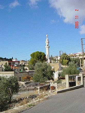 Al-Bireh, Lebanon - Al-Bireh town center
