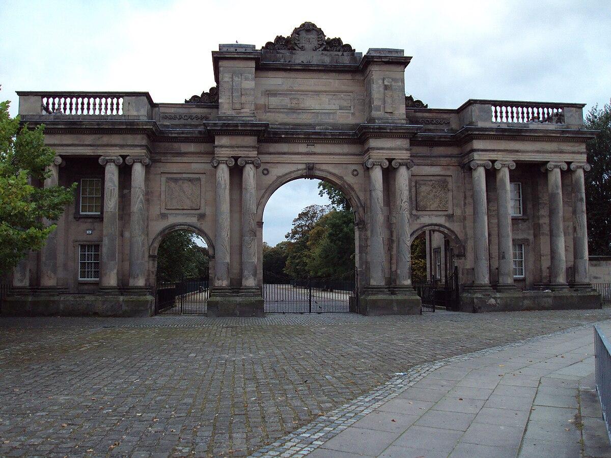 grand entrance to birkenhead park wikipedia