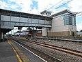 Birmingham-Leicester platforms at Nuneaton railway station, 6.19.jpg