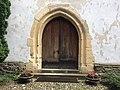 Biserica evanghelică din Prejmer - intrare.jpg