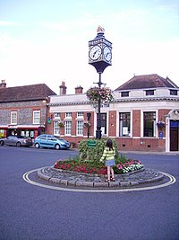 Bishop's Waltham clock.jpg