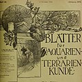 Blätter für Aquarien- und Terrarien-Kunde (1905) (20361765746).jpg