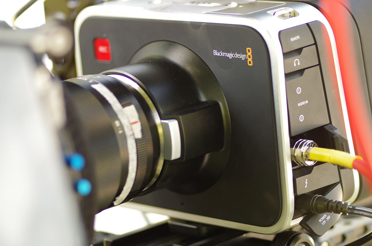 Blackmagic Cinema Camera Wikipedia