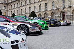 Blancpain GT Series Endurance Cup - Presentation of the inaugural 2011 Blancpain Endurance Series season