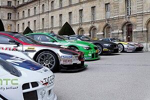 Blancpain GT Series Endurance Cup - Presentation of the inaugural 2011 Blancpain Endurance Series season
