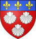 Coat of arms of Aurillac