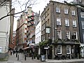 Bloomsbury, Cosmo Place and The Queen's Larder, WC1 - geograph.org.uk - 669420.jpg
