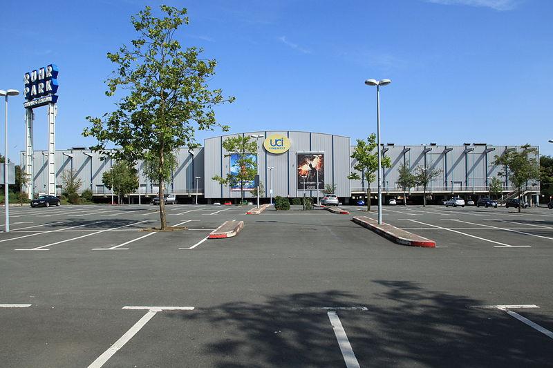 einkaufszentrum ruhrpark