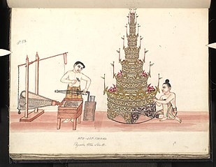Htee-lot-thama. Pagoda Htee-smith