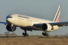 Liste des avions d 39 air france wikip dia for Interieur 777 300