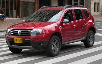 Dacia Duster - Renault Duster (Colombia)