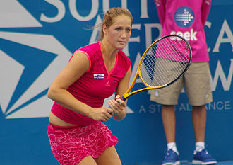 Bojana Jovanovski - Jovanovski won her first WTA title at 2012 Baku Cup