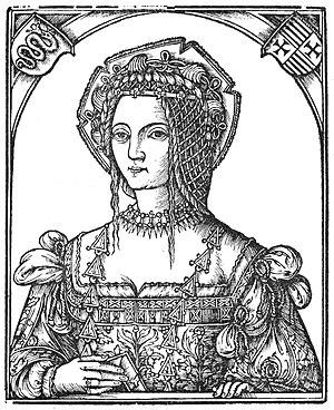 Bona Sforza - Bona in 1517