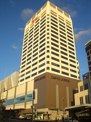 Scentre Group - Image: Bondi Junction 4