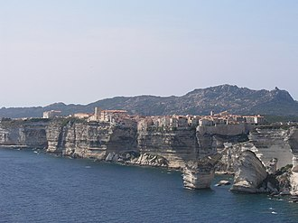 Corse-du-Sud - Image: Bonifacio 2