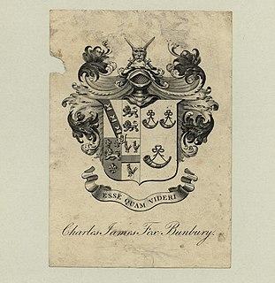 Bunbury baronets