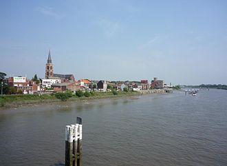 Boom, Belgium - Image: Boom aan de Rupel