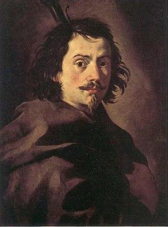 Francesco Borromini - Borromini (anonymous youth portrait)