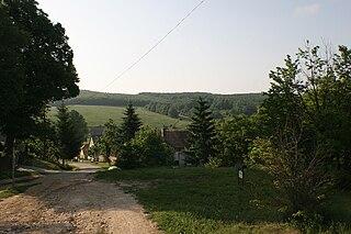 Place in Veszprém, Hungary