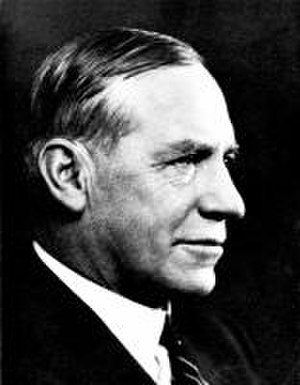 Deputy Premier of Victoria - Image: Bourchier Murray