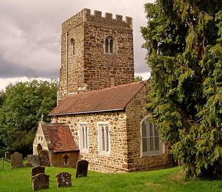 Bow Brickhill Civil parish in the Borough of Milton Keynes, England