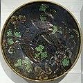 Bowl by Bert Nienhuis, Plateelbakkerij De Distel, Amsterdam, 1904, ceramic - Hessisches Landesmuseum Darmstadt - Darmstadt, Germany - DSC00772.jpg